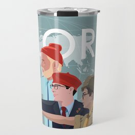 LIFE RUSHMOONRISE Travel Mug