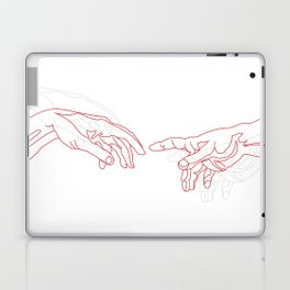The Red Creation Laptop & iPad Skin