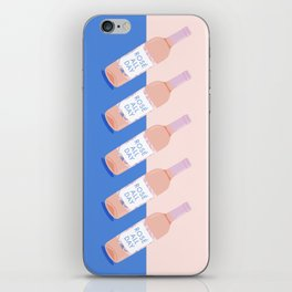 Rosé All Day iPhone Skin