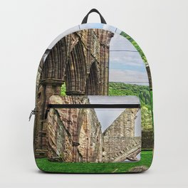 Tintern Eternal - Tintern Abbey, Wales, UK Backpack