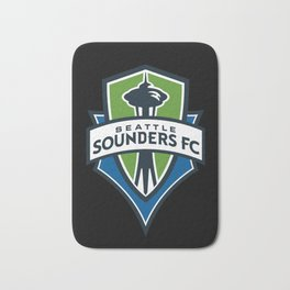 Seattle Sounders Bath Mat