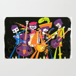 The Lonely Dead Hearts Rug