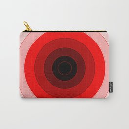 red target Carry-All Pouch