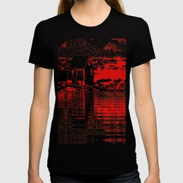House on the Fjord T-shirt