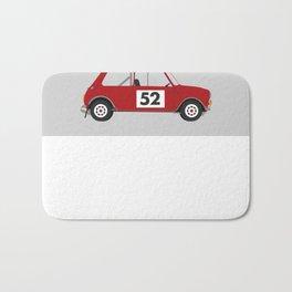 Mini - Monte Carlo Rally Bath Mat