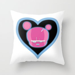 Kiddo V-Day Throw Pillow