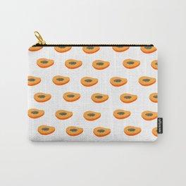 Papaya - Carmen line Carry-All Pouch