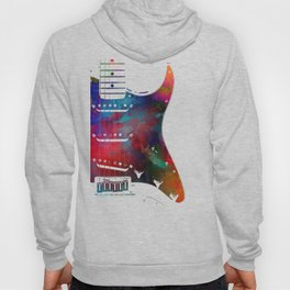 guitar art 2 Hoody
