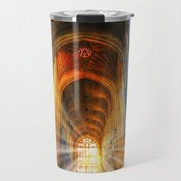 Bath Abbey Sun Rays Travel Mug