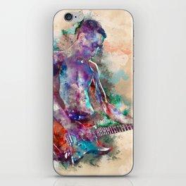 Guitar Boy iPhone Skin