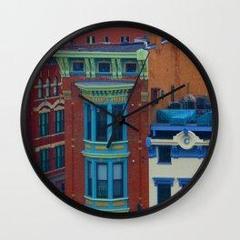 Vine Street, Over-the-Rhine Wall Clock