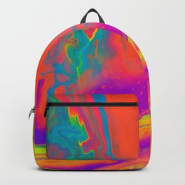 Psychedelic dream Backpack