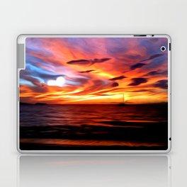 Honeymoon Sunset Laptop & iPad Skin