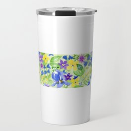 Old Rocky Top Tennessee - Painted States Series Travel Mug