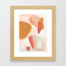 Mean Mister Mustard Framed Art Print
