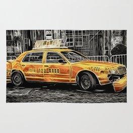Taxi for Govan Rug