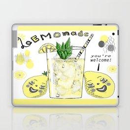You're Welcome, Love, The Lemons Laptop & iPad Skin