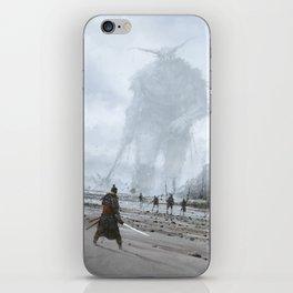 stranger in a strange land iPhone Skin