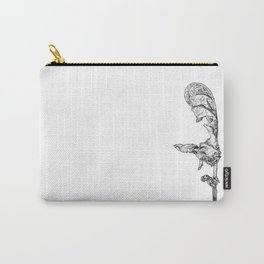 Wilted Leaf Carry-All Pouch