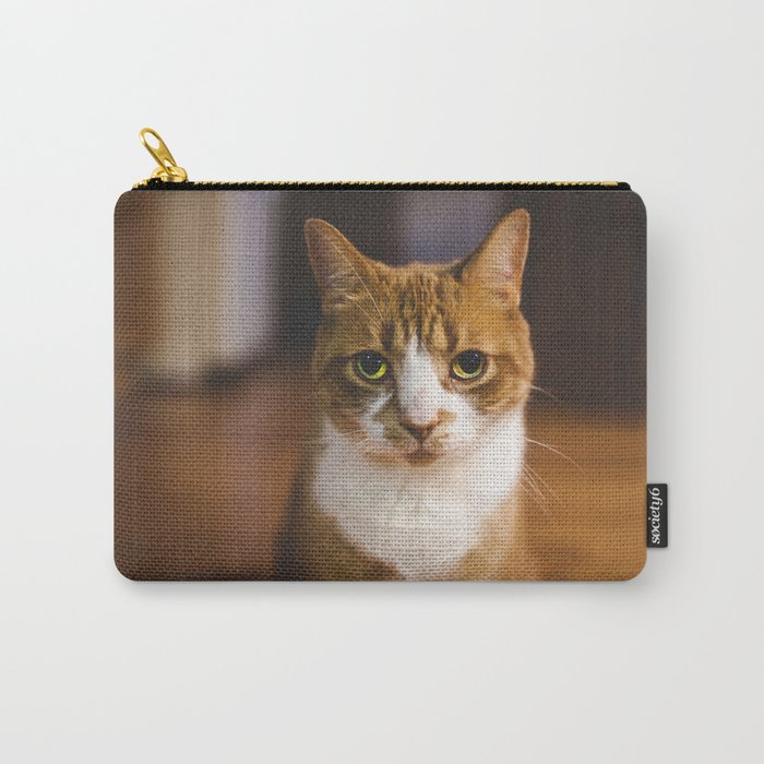 The Cat. Carry-All Pouch