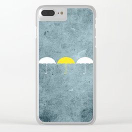 HIMYM Clear iPhone Case