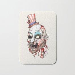 Captain Zombie Bath Mat
