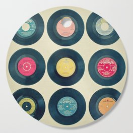 Vinyl Collection Cutting Board