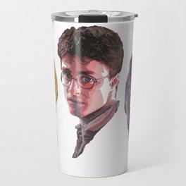 Ron, Harry & Hermione Travel Mug