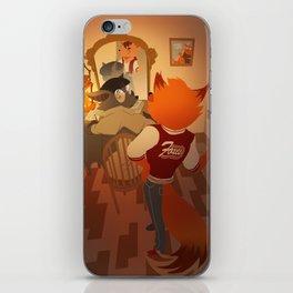 You're such a nerd iPhone Skin