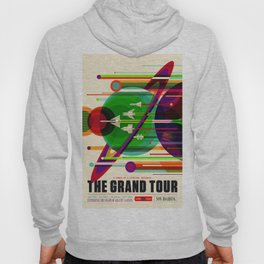 Vintage poster - The Grand Tour Hoody