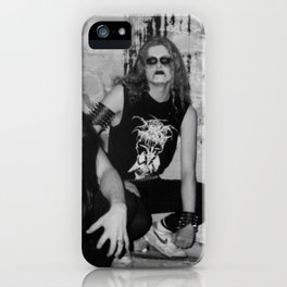 Helvete - Ted, Ivar, Euronymous, Occultus. iPhone Case