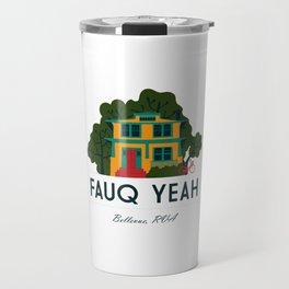 Fauq Yeah Travel Mug