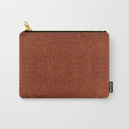 Rusty fibrous texture material abstract Carry-All Pouch