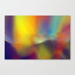 colorkleckse Canvas Print