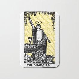 Modern Tarot - 1 The Magician Bath Mat