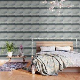 Grey seascape Wallpaper