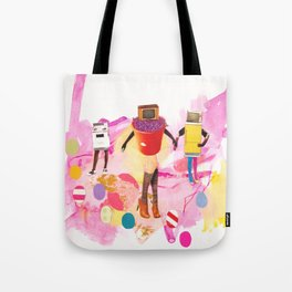 Housebound Tote Bag