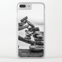 the importance of being Clear iPhone Case