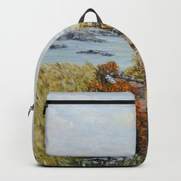 Gower Gold Backpack