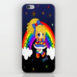 RainbowTastic  iPhone Skin