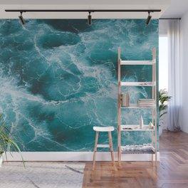 Electric Ocean Wall Mural