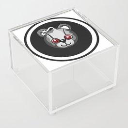 Bear witness Acrylic Box
