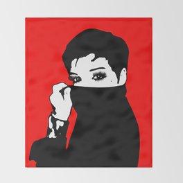 Liza Minnelli - Pop Art Throw Blanket