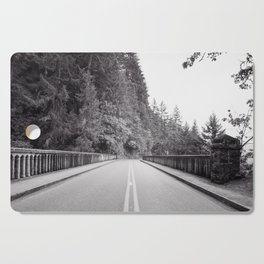 Going Places Cutting Board