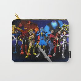 Theiser and The elite warriors Carry-All Pouch