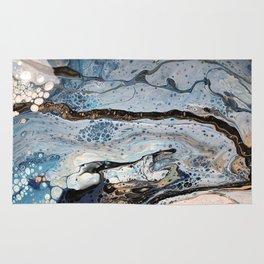 Ice Flow Rug
