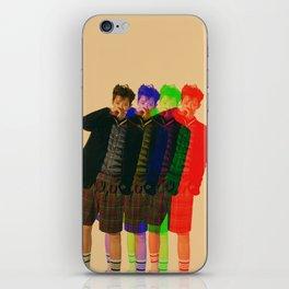 3D Chanyeol iPhone Skin
