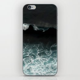 tropical storm iPhone Skin