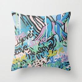 Love Dove Throw Pillow