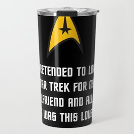 Trek Stuff Travel Mug